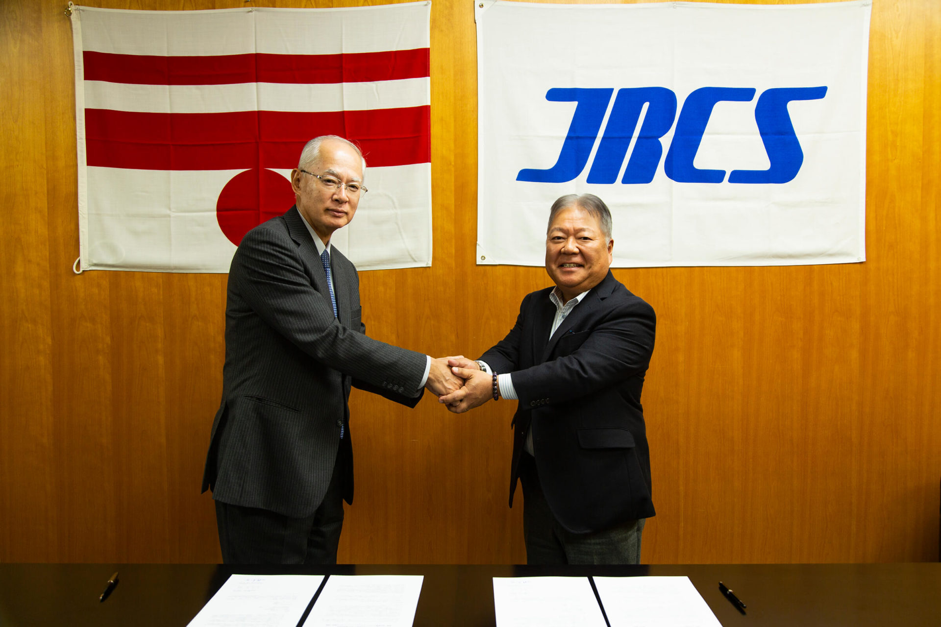 The Transformation of Japan's Shipping and Marine Industries Hankyu Ferry and JRCS A cooperation in promoting a digital transformation of the shipping and marine industries